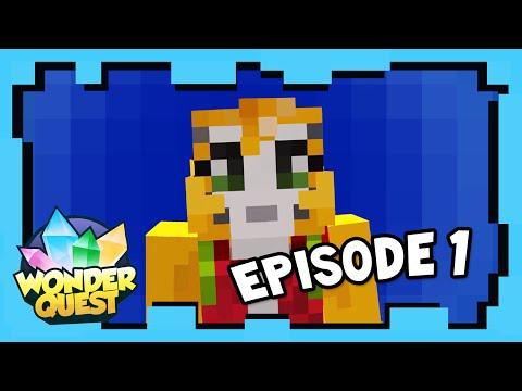 Wonder Quest - Season 1 Ep 1 | Stampylonghead aka Stampy Cat