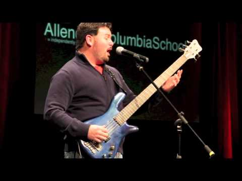 Something Pretty, and a Few Words About Expectations: Seth Horan at TEDx Allendale Columbia School