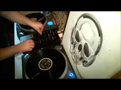 DJ Smooth TSP Tribe Hardfloor Mix Vinyls 1080p HQ