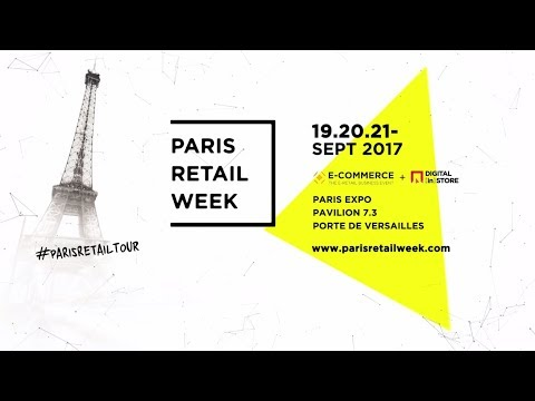 #ParisRetailWeek - Discover the 2017 Paris Retail Tours