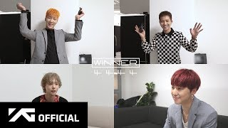 WINNER - 'WINNER 4444' Interview