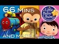 Nursery Rhymes Compilation Our Most Popular Videos 66 Mins From Littlebabybum