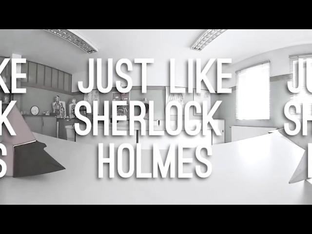 Just Sherlock Holmes