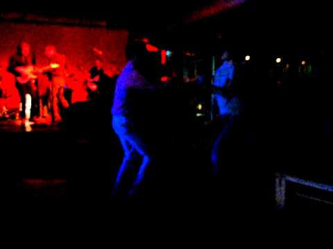 Dancing to the Jungle Rockers, Austin, Texas
