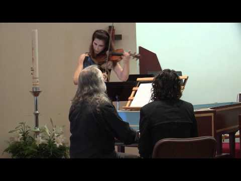 Slip for Violin and Harpsichord by Alex Shapiro