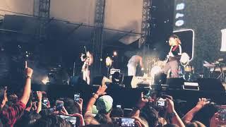 Daniel Caesar - Get You (Live in Manila @ Wanderland Music & Arts Festival 2018, 3/10/18) Part 1