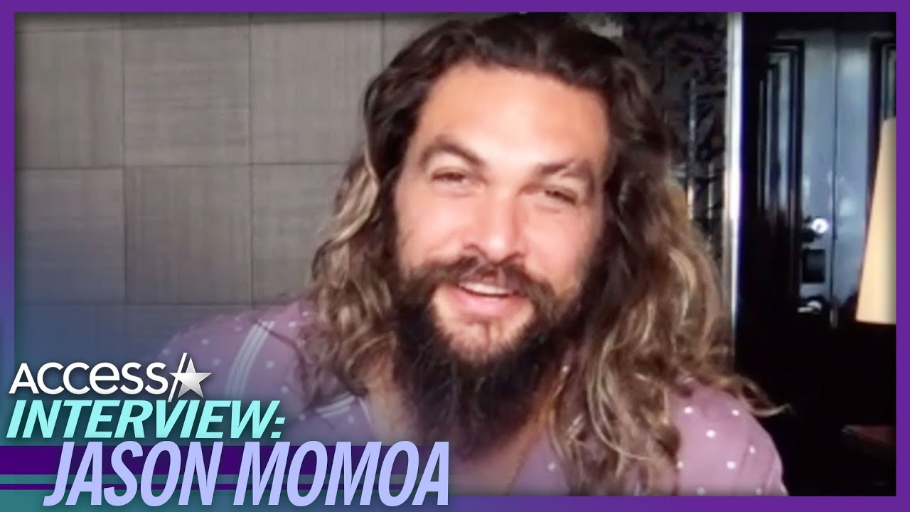 Jason Momoa Insists That He's Not A Celebrity Who Doesn't Shower Every Day