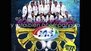 Banda MS - Esta De Parranda El Jefe Con Letra