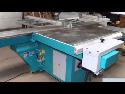 Zaktualizowano Pilarka formatowa MARTIN T-73 Classic CNC. - YouTube DX74