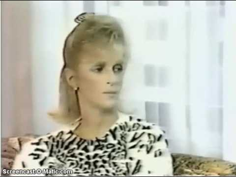 Linda McCartney interviewed by Oprah Winfrey - 1984 (Part Two)