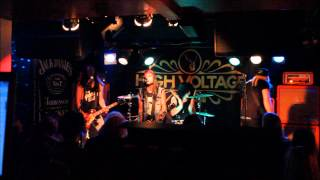 The Cruel Intentions - Borderline Crazy LIVE at High Voltage Copenhagen