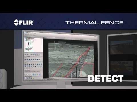 FLIR Thermal Fence Movie