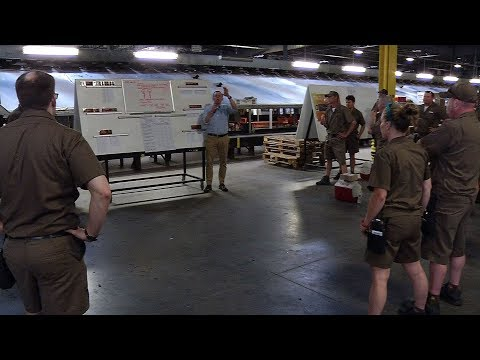 UPS Faces A Local Worker Shortage