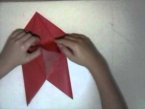 How to make a origami Wyvern by for me (part 1)