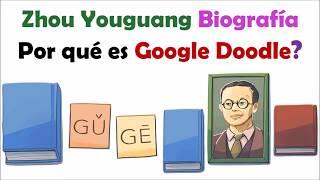 Download Video Zhou Youguang Biografía   Por qué es Google Doodle MP3 3GP MP4