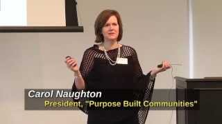 Break The Cycle Of Poverty With Purpose Built Communities