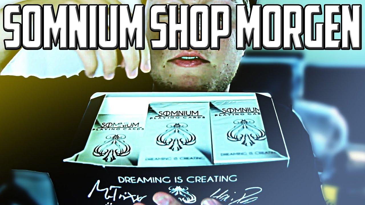 Somnium Cards Shop