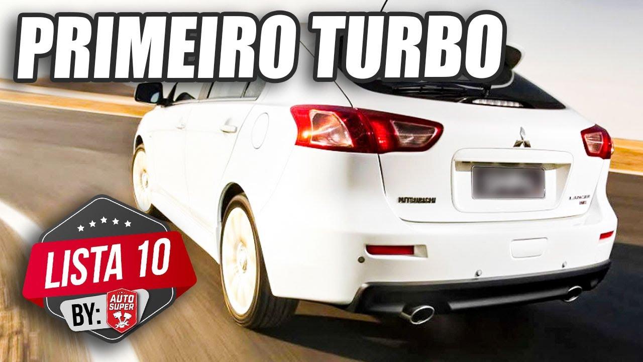 10 CARROS TURBO PARA VOCÊ TER COMO PRIMEIRO CARRO! (Anunciados)