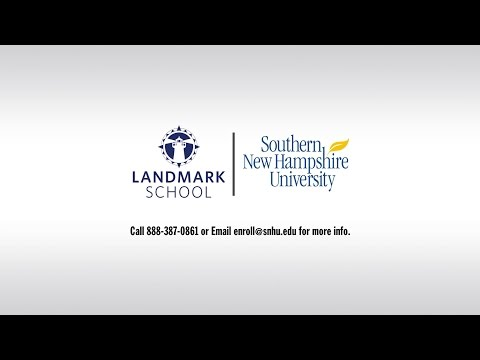Benefits of SNHU and Landmark's MEd in Dyslexia and LBLD