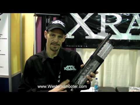 High Capacity Shotgun Xrail High Capacity Shotgun
