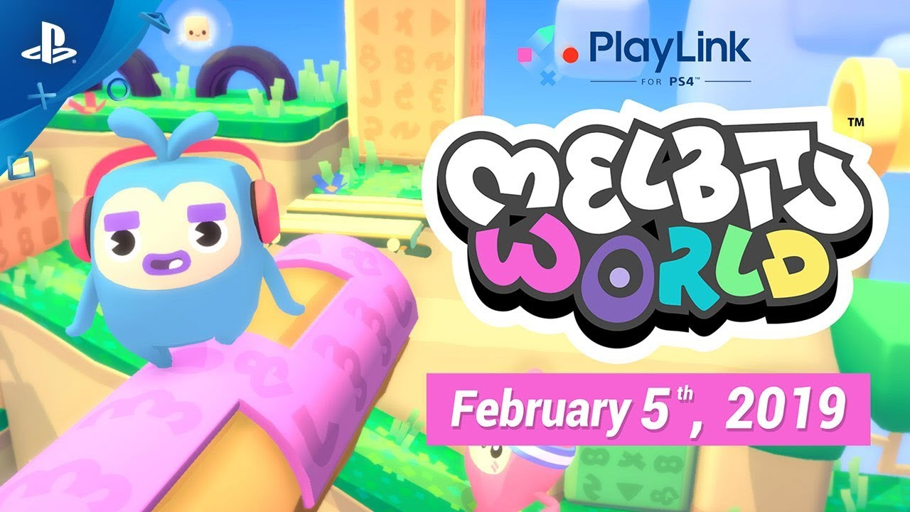 Melbits World - Launch Trailer | PS4