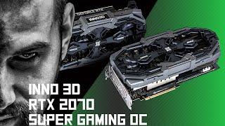 [Cowcot TV] Présentation carte graphique INNO 3D RTX 2070 Super Gaming OC
