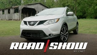 2017 Nissan Rogue Sport: Nissan's Rogue crossover SUV family gains a new member