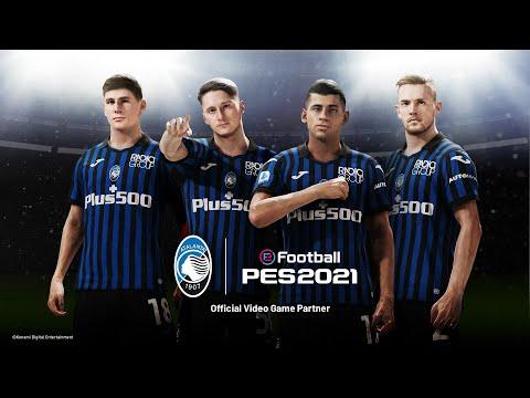 Atalanta x eFootball PES 2021 - Partnership Announcement Trailer
