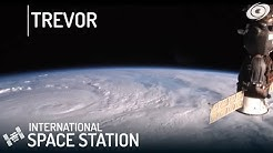 International Space Station captures Cyclone Trevor - 7am AEST March 19, 2019