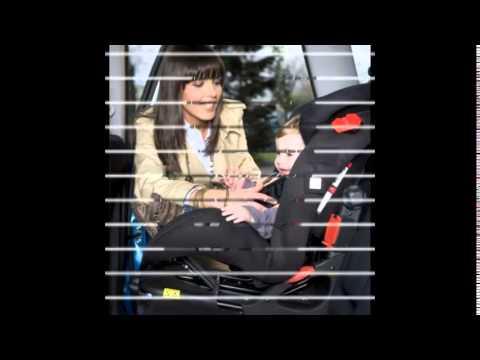 Детское автокресло - YouTube