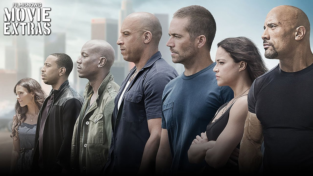 the fate of the furious 39 cast reel fast family 39 featurette 2017 youtube. Black Bedroom Furniture Sets. Home Design Ideas