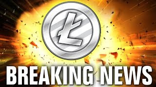 Litecoin Price Is EXPLODING! Is It The Next Bitcoin?