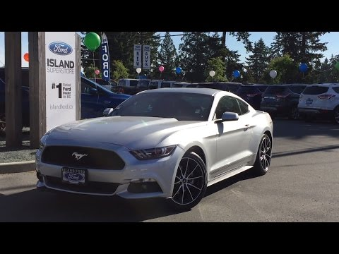 2016 Ford Mustang Manual Review | Island Ford