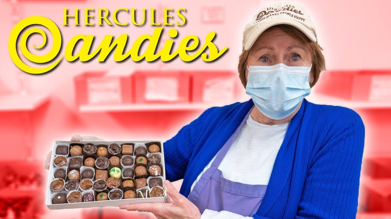 Karen Keeps Calm And Chocolates On