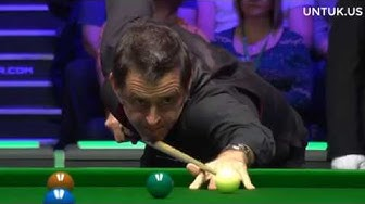Billiard - Snooker - UK CHAMPIONSHIP 2019 - Ronnie O'Sullivan vs Tian Pengfei