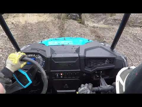 first 2019 Rzr turbo ride