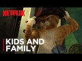 The Adventures of Puss in Boots | Trailer [HD] | Netflix