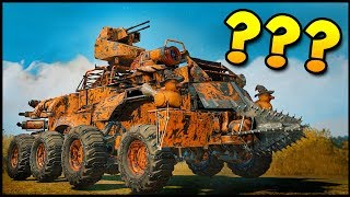Crossout - IMO These Are REALLY Good! - Crossout Gameplay
