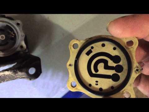 DIY Height Sensor replacement Lexus LX470 Toyota Land Cruiser