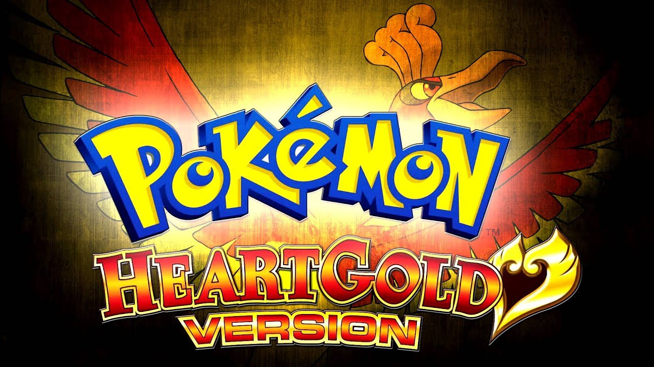 Pokemon HeartGold - Rom Download - YouTube