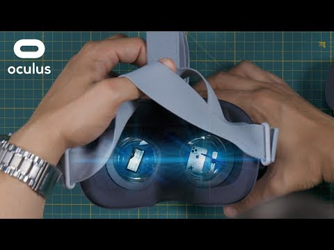 XIAOMI'nin ÜRETTİĞİ VR GÖZLÜK: Oculus Go! KUTU AÇILIŞI & İNCELEME