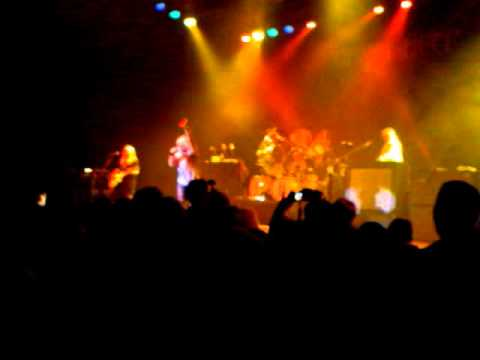 Uriah Heep - Look at Yourself live in Bulstrad Arena Ruse Bulgaria 07.05.2016