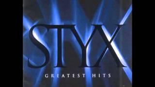 Styx Greatest Hits   10 Blue Collar Man