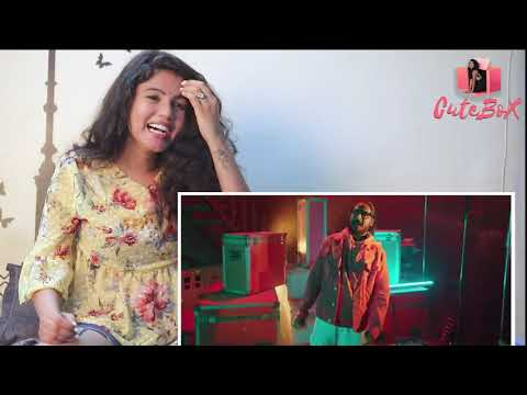EMIWAY - Freeverse Feast (Daawat) Prod.Jacko Beats {Explicit} | Reaction | Pooja Rathi | CuteBox