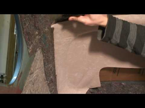 The Classic VW Beetle Bugs How To Install Back Window Headliner tip