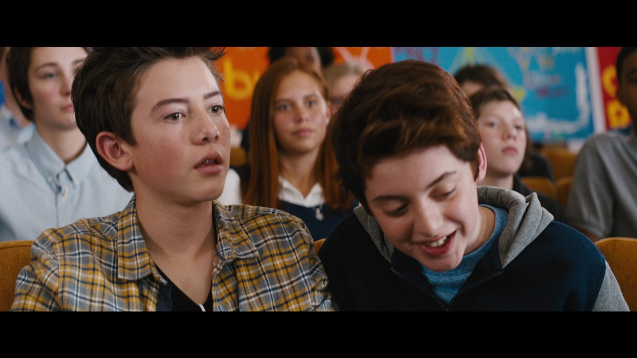 middle school film deutsch # 0