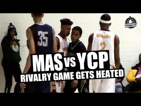 Milwaukee Academy of Science SHOWS OUT In Heated Rivalry Game!