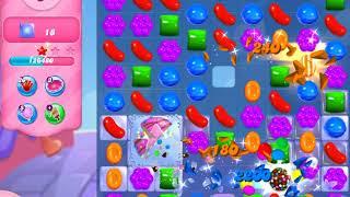 Candy Crush Saga   level 381 no boosters
