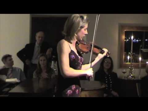 Elizabeth Pitcairn - Zapateado Live from NY