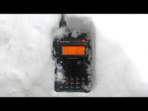 Zastone UV-8DR - Yaesu VX-8 Clone | Low Power Urban Range Test